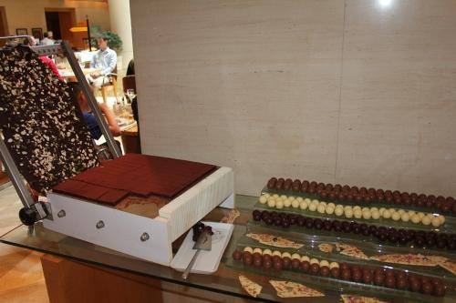 Chocolate, chocolate, chocolate :-)