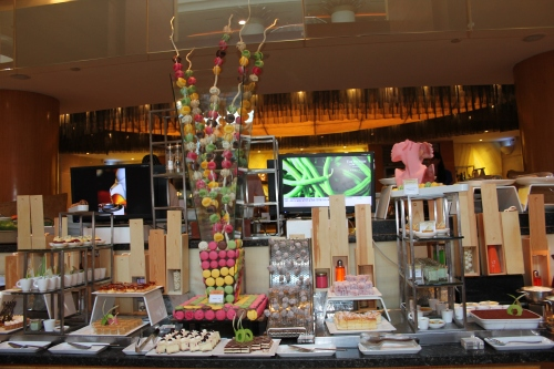 Just 1 of the Dessert Stations (ice cream, sorbets and specialities)