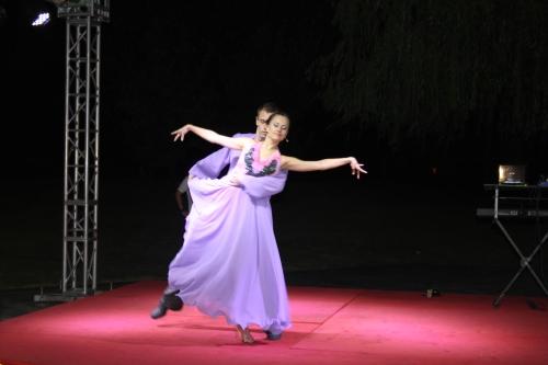 A wonderful dance performance