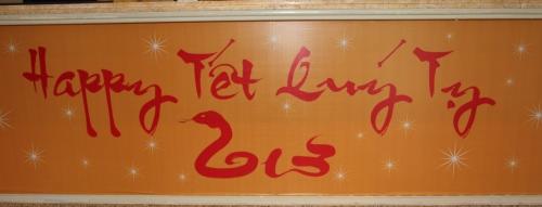 """Happy New Year"" in Vietnamese"