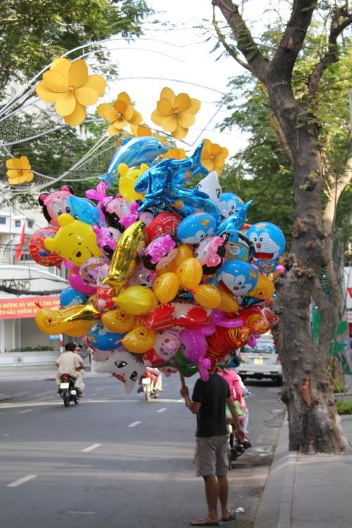 Balloon Man.