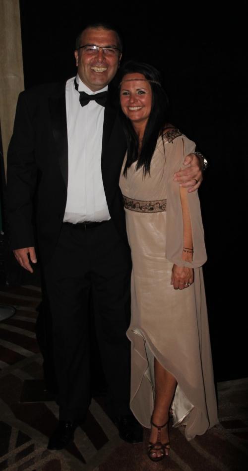 Brian & Suzanne