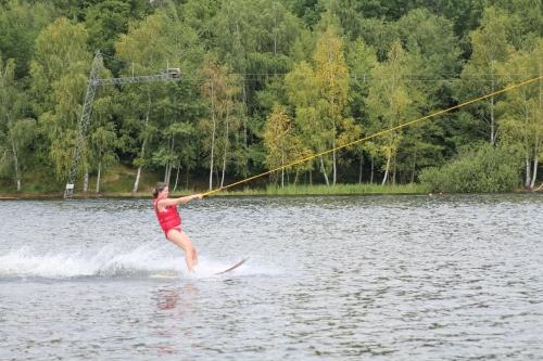 Water ski-ing!