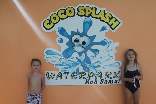 Coco Splash Water and Adventure Park