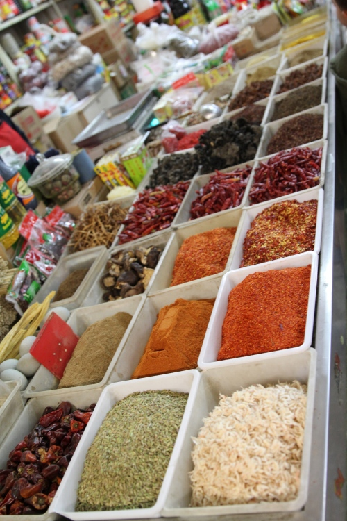 Fantastic selection of spices