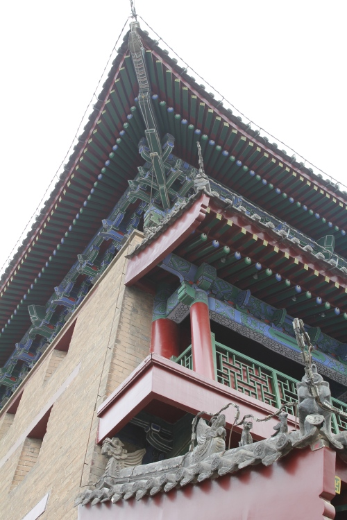 More detailed architecture.