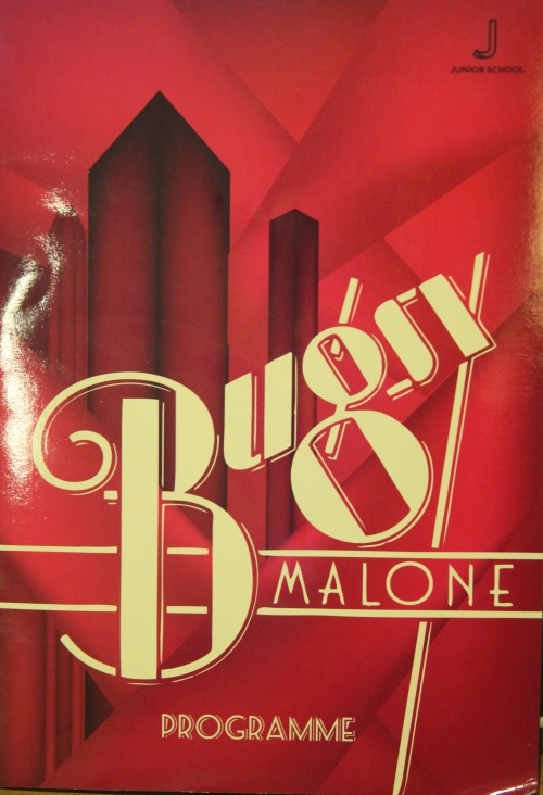 Bugsy Malone Program
